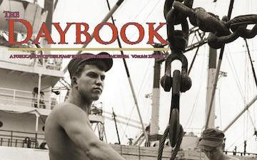 The Daybook: A Publication of the Hampton Roads Naval Museum - 10.16.2019
