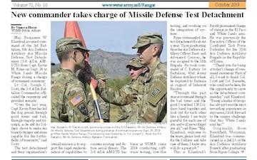 Missile Ranger - 10.23.2019