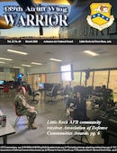 The Warrior - 189th Airlift Wing, Arkansas Air National Guard - 03.05.2020