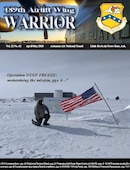 The Warrior - 189th Airlift Wing, Arkansas Air National Guard - 05.14.2020