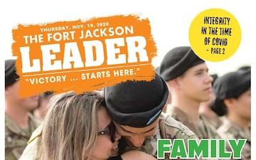 Fort Jackson Leader  - 11.19.2020
