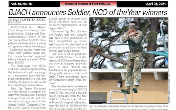 Fort Polk Guardian - 04.23.2021