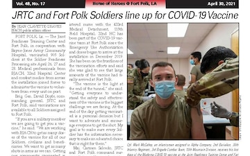 Fort Polk Guardian - 04.30.2021