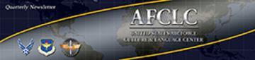 AFCLC Quarterly Newsletter