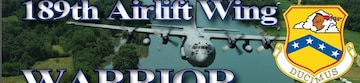 The Warrior - 189th Airlift Wing, Arkansas Air National Guard