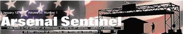 Arsenal Sentinel