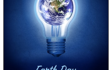 Earth Day 2017 Poster Small: Think Energy