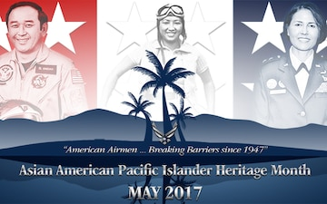 Asian American Pacific Islander Heritage Month Banner Twitter