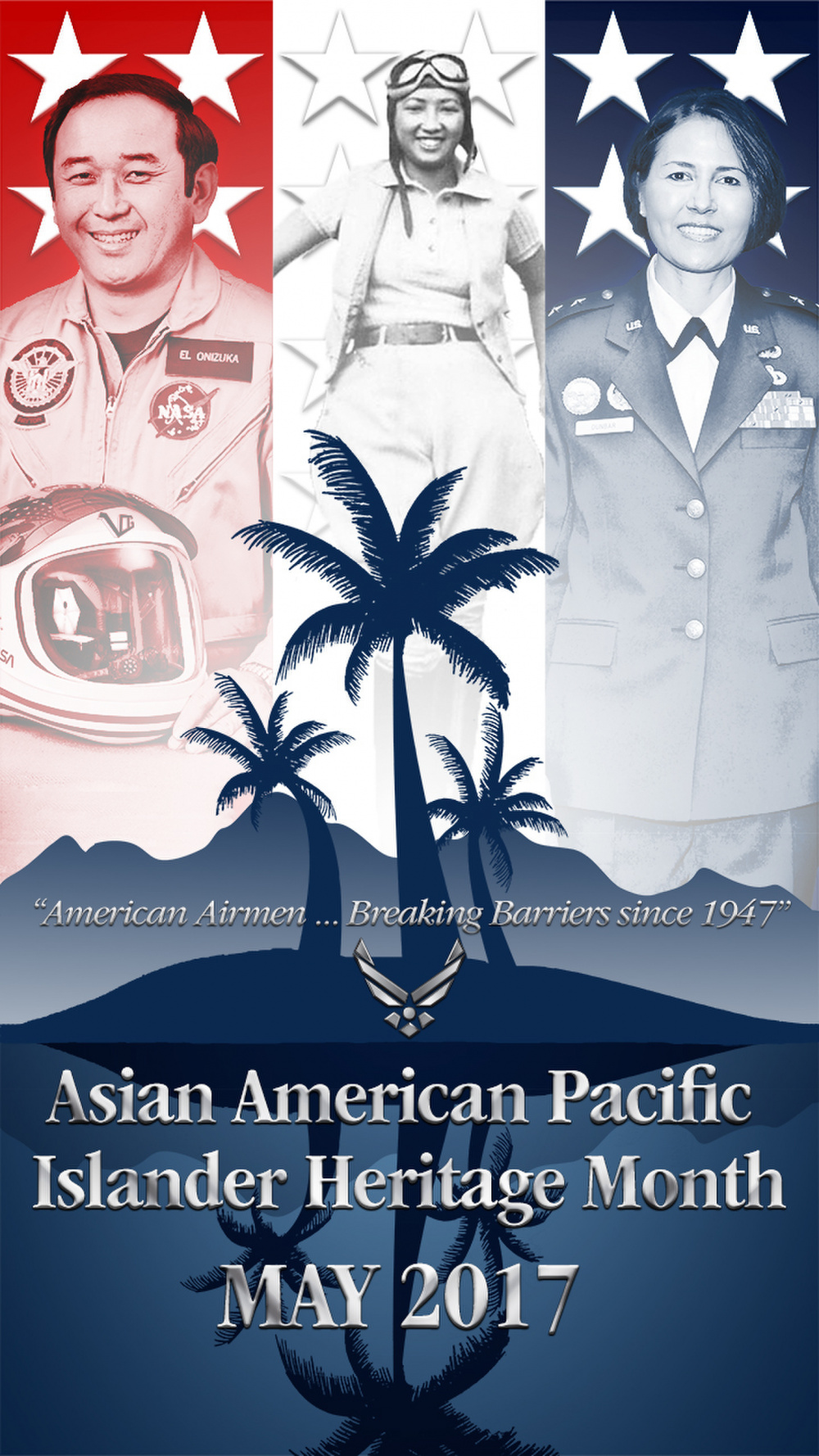 Asian American Pacific Islander Heritage Month Poster Infonet