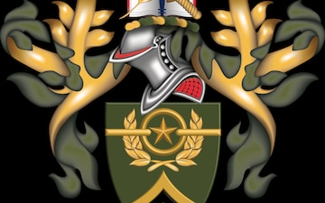 United States Army Sergeants Major Academy Grant of Arms