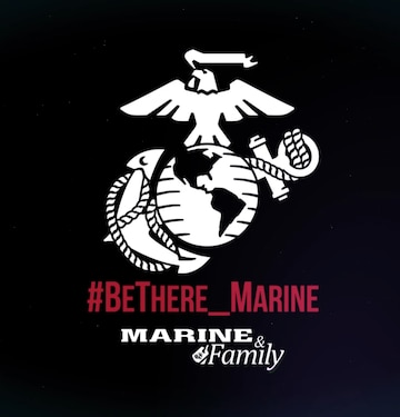 #BeThere_Marine