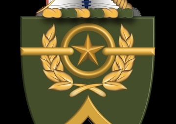 United States Army Sergeants Major Academy Crest