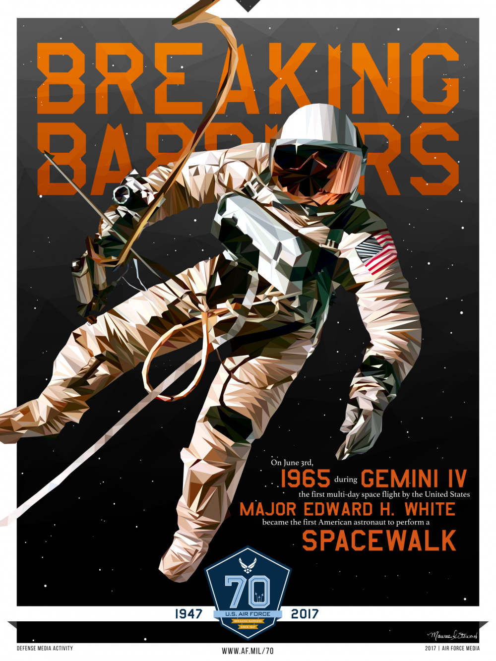 Breaking Barriers-Spacewalk (3 of 8)
