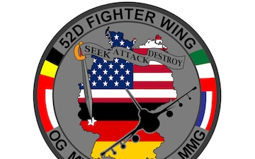52nd Fighter Wing Morale Patch