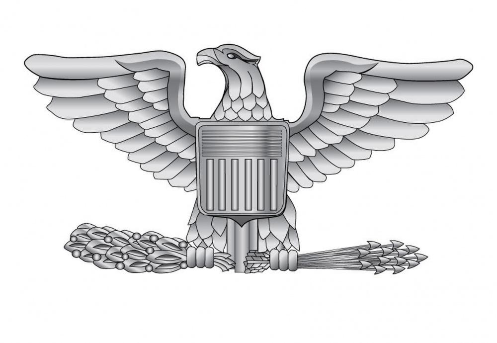 O-6 Colonel Eagle