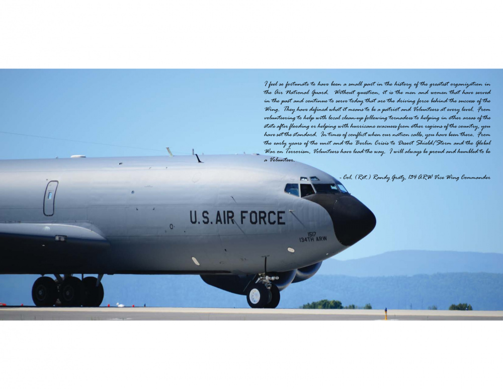 KC-135R Graphic
