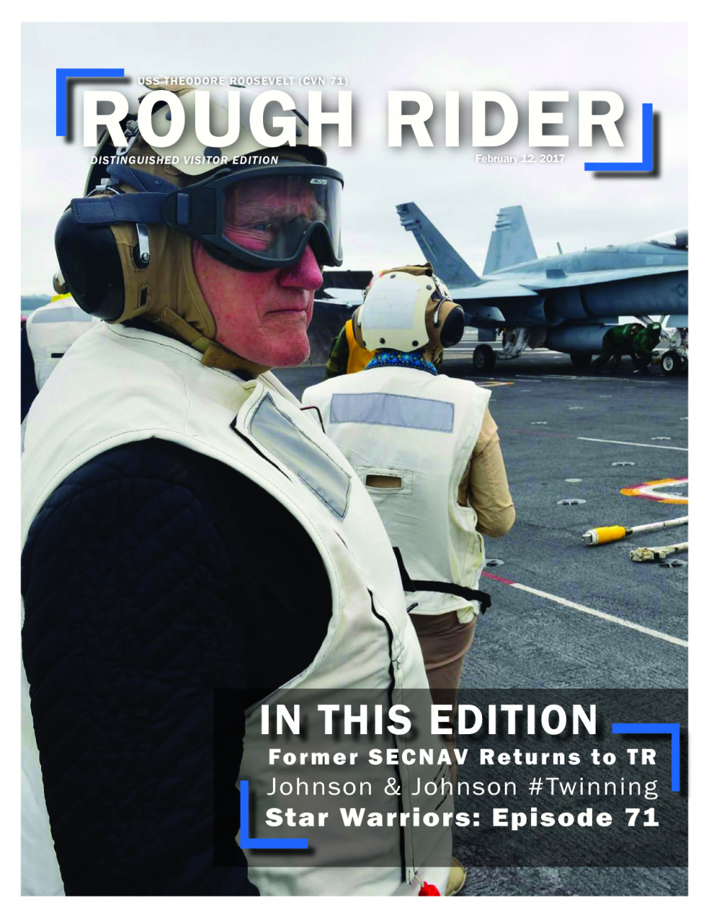 Rough Rider Magazine