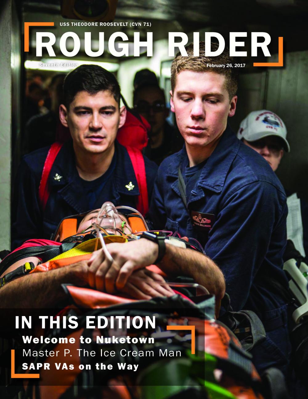 Rough Rider Magazine