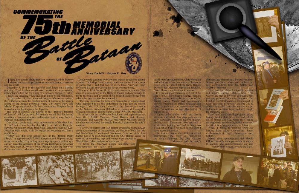 Bataan 75th Memorial Anniversary