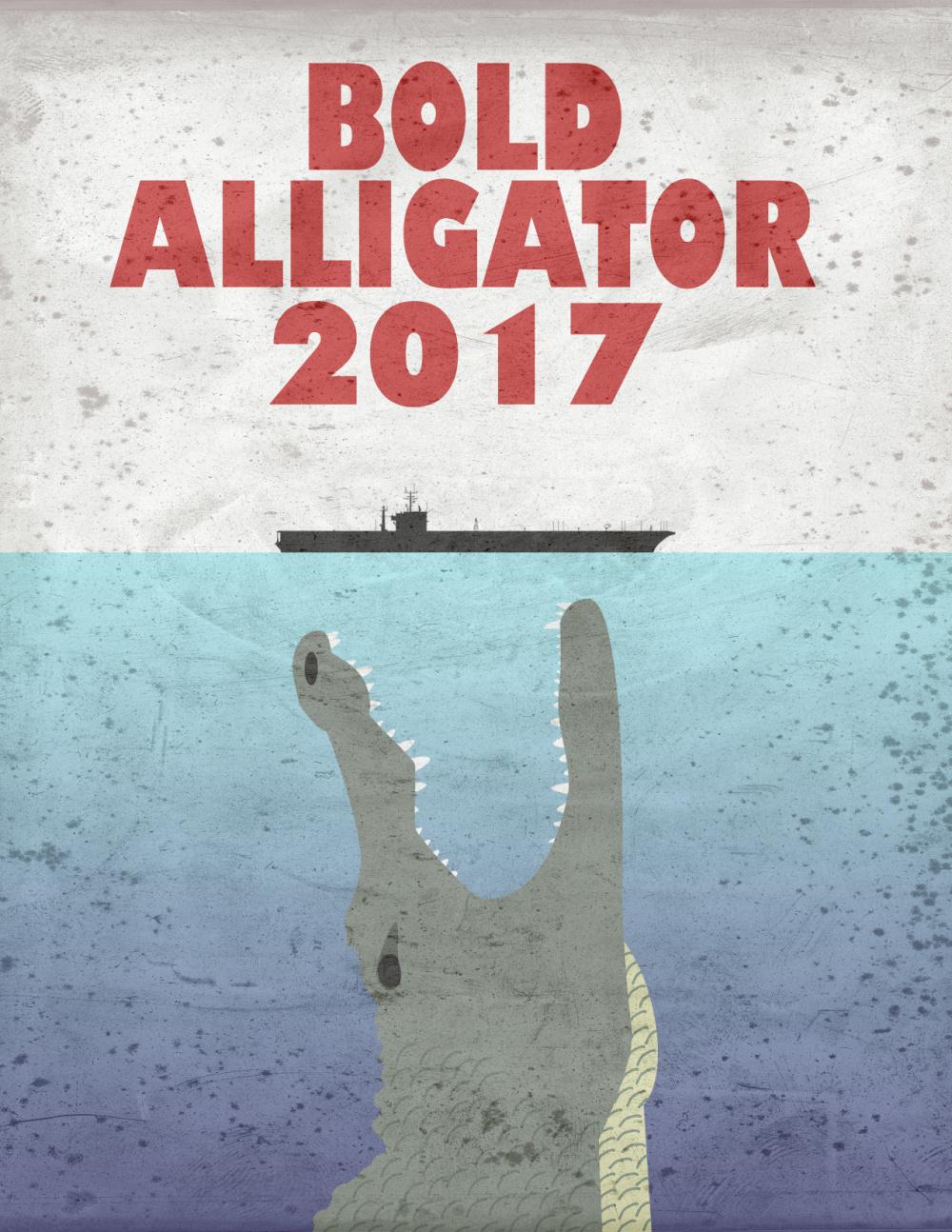 Bold Alligator 2017