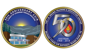 TEC 50th Anniversary Coin - Ai