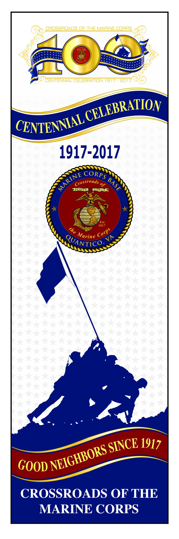 Centennial Banner