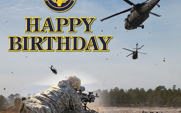 U.S. Army Reserve Birthday
