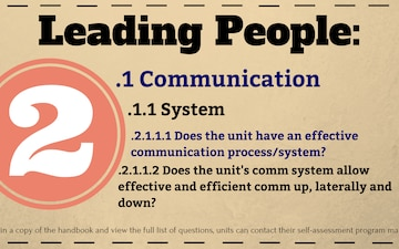 CCIP: Leading People