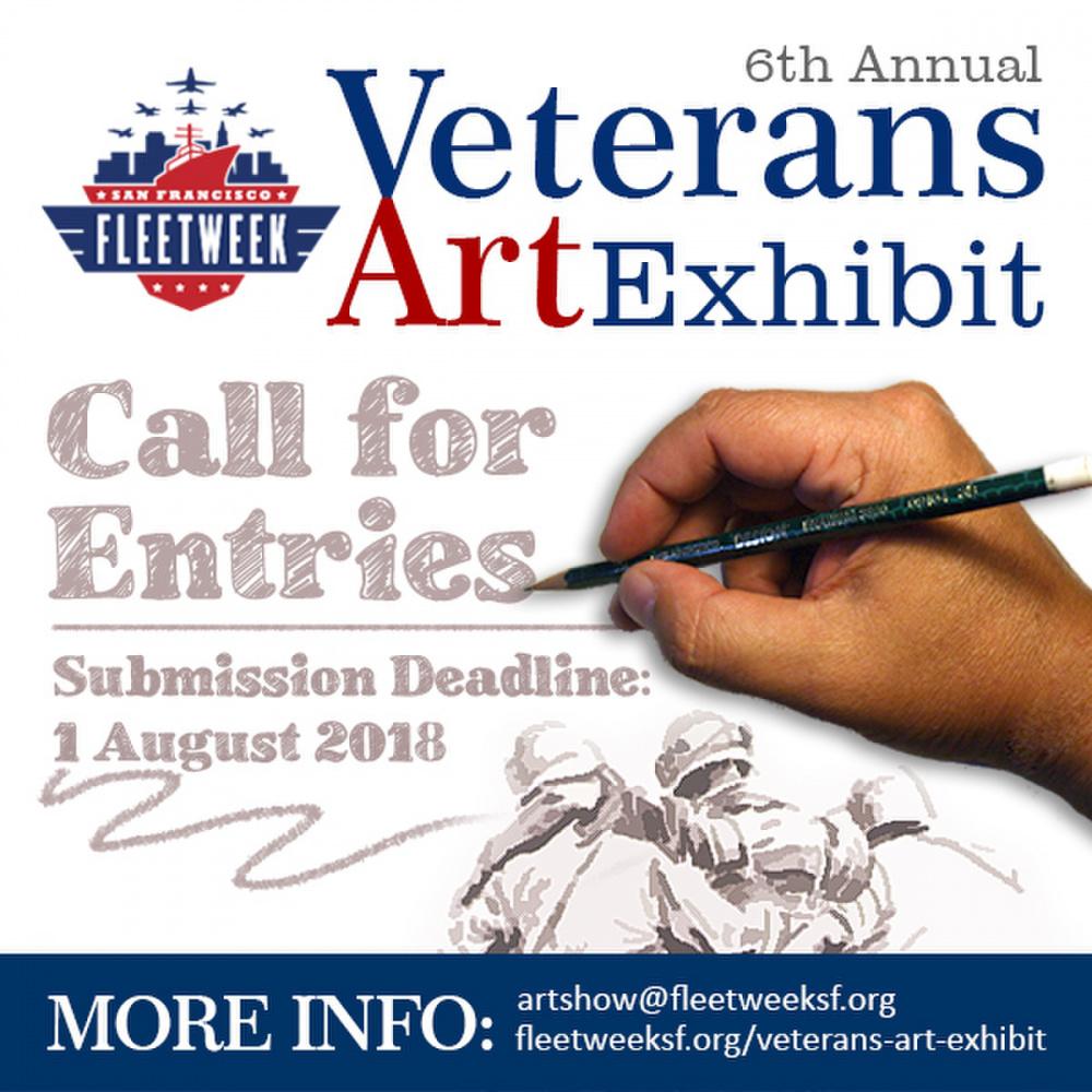 6th Annual SFFW Veterans Art Exhibit