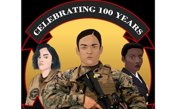100 Year Anniversary of Women in the Marine Corps
