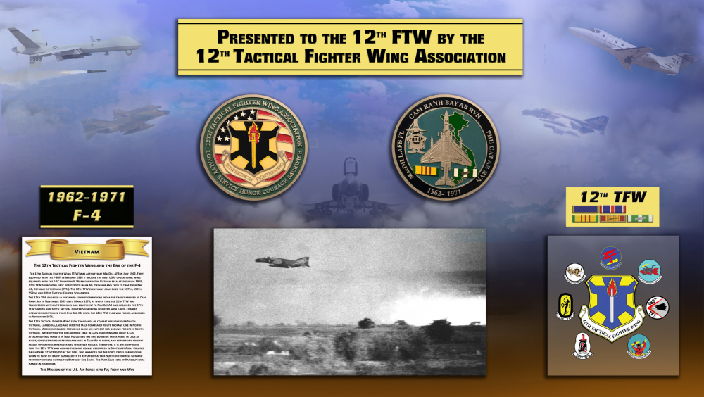 12 FTW Mission Graphic