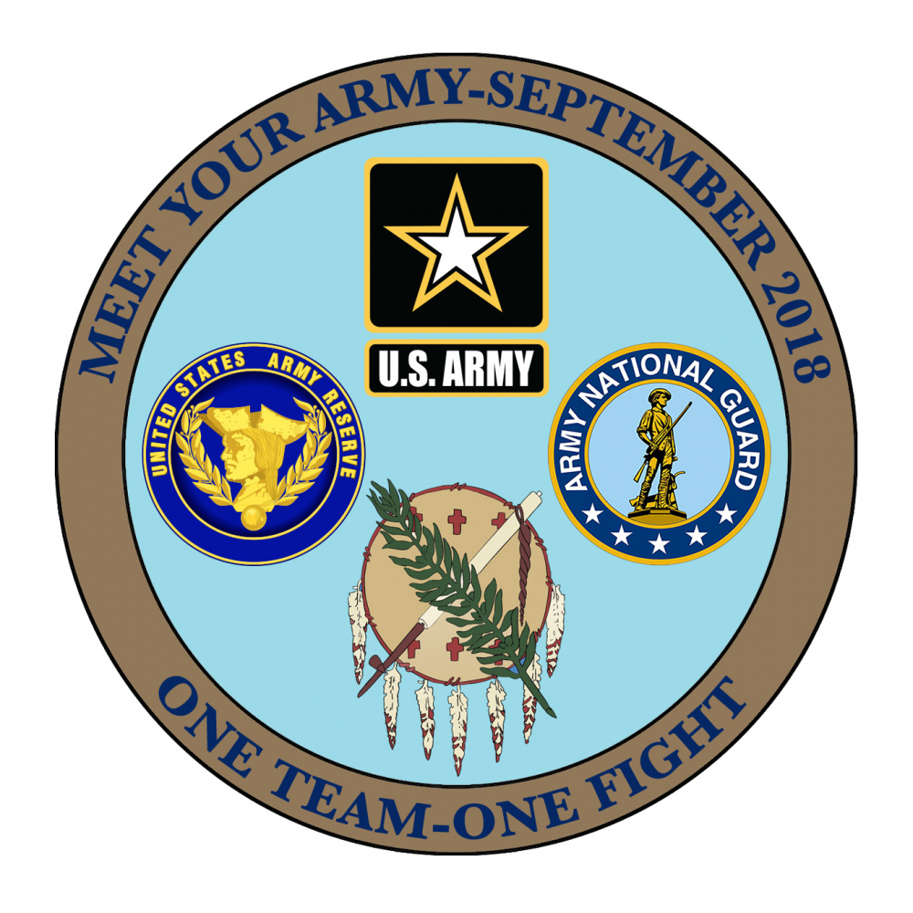Meet Your Army 2018 OKC Logo