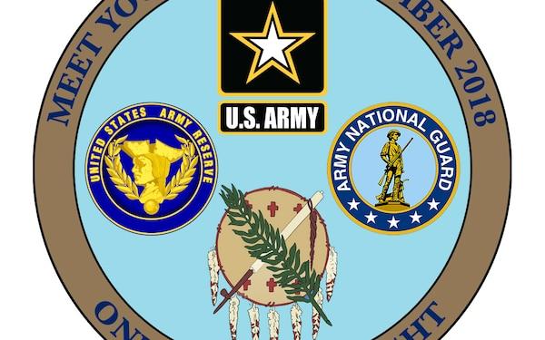 Meet Your Army 2018 OKC Logo