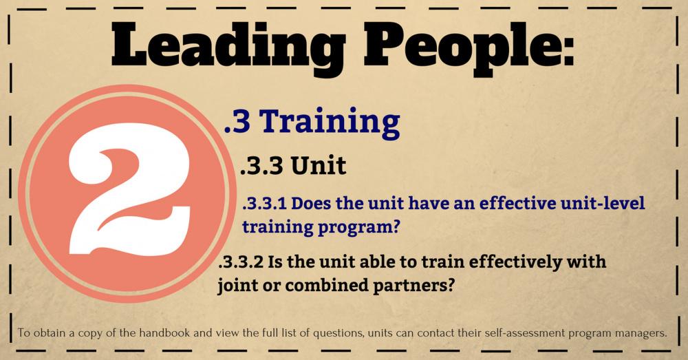 CCIP: Leading People
