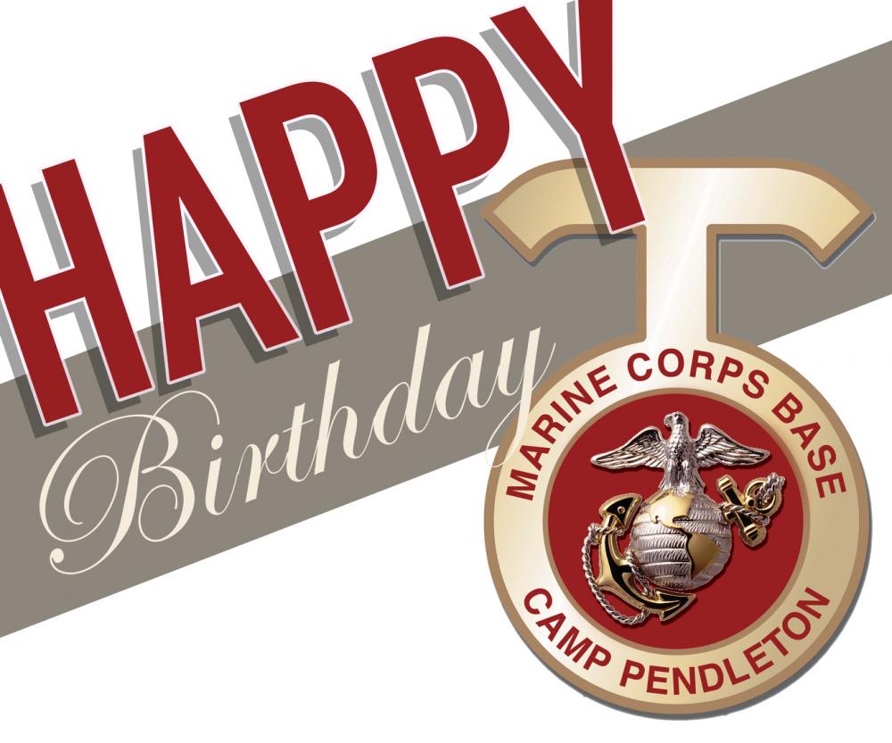 Camp Pendleton 76th Birthday