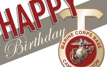 Camp Pendleton 76th Birthday