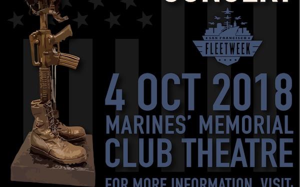 San Francisco FW 18: Honor Our Fallen Concert