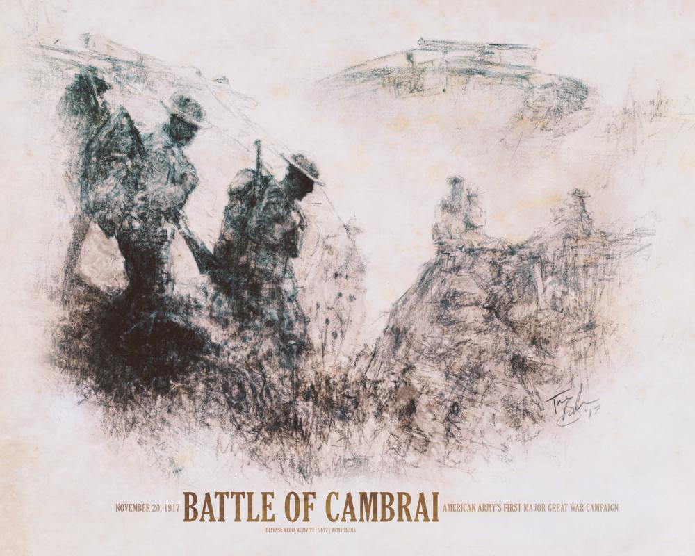 WW1 Cambrai