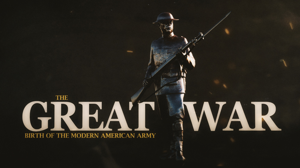 The Great War documentary logo