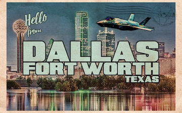 F-35 HFT Dallas Fort Worth