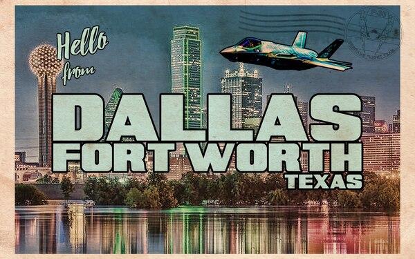F-35 HFT Dallas Fort Worth