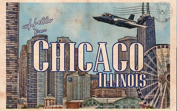 F-35 HFT Chicago