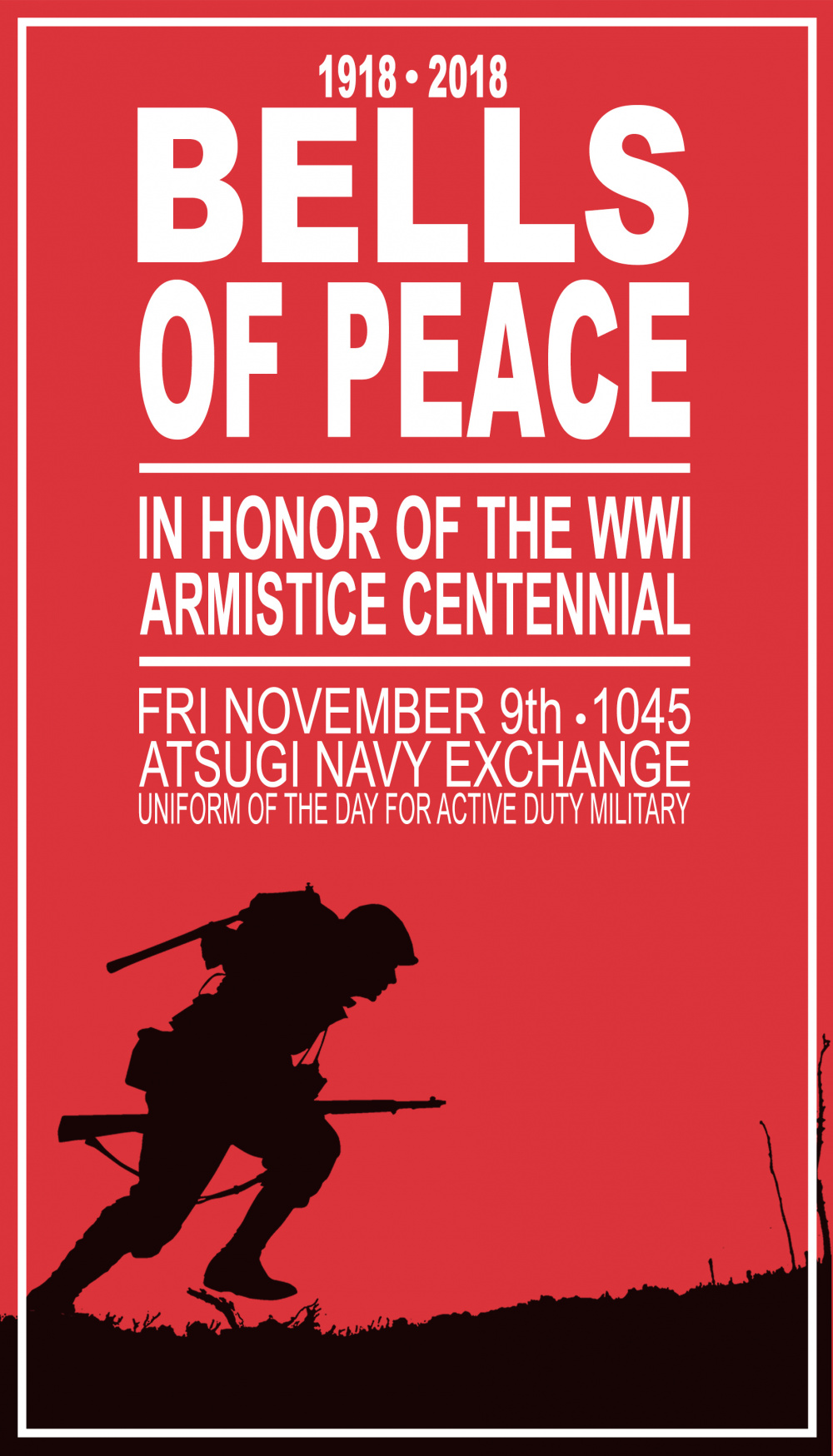 Bells of Peace poster