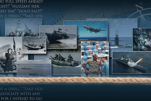 Naval History and Heritage Command Facebook Background