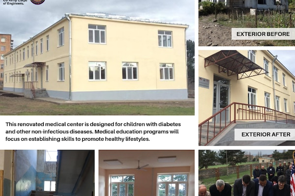 Dmanisi Youth Medical Education Center