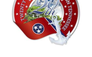 Navy Public Affairs 20th Anniversary Logo