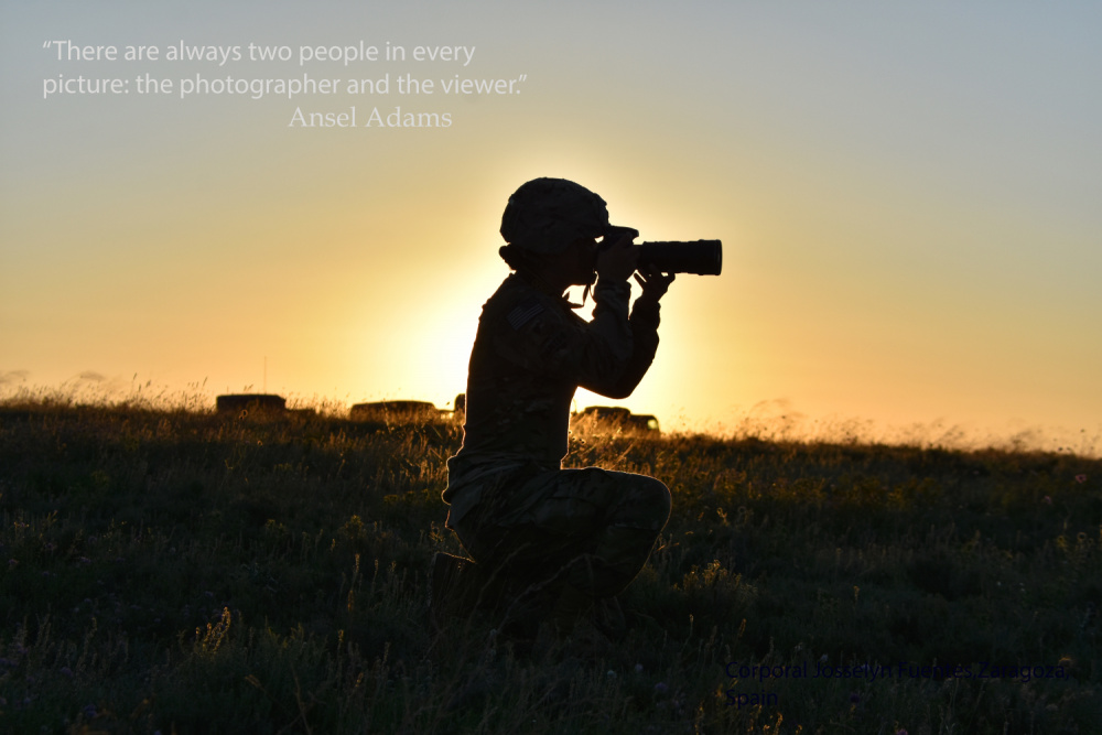 Army photography