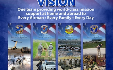 75 MDG Mission and Vision Poster