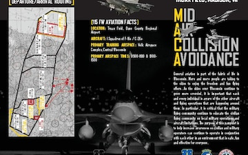 Mid Air Collision Avoidance brochure