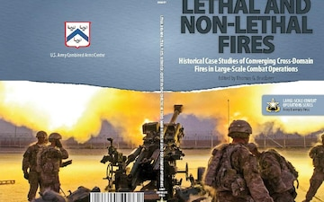 Large-Scale Combat Operations Historical Case Study book cover